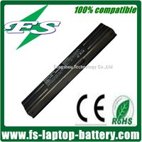 90-N7V1B1000 90-N7V1B1200 Rechargeable notebook battery for Asus A2 A2000 A2C A2T A2534H A254OH A42-A2 laptop battery