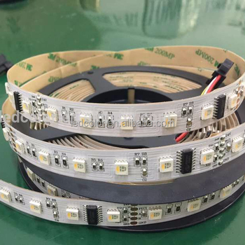 New Madrix/arduino/artnet/dmx Controller Rgbw Led Strip 60leds Dmx512 Ic  Dream Color - Buy Dmx Controller Led Strip,Dream Color Rgbw Led  Strip,Dmx512