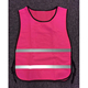 Hollee supply High quality class 3 Pink safety vest