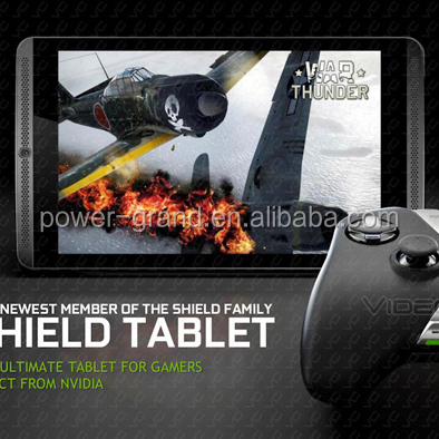 Anti-scratch Screen protector for Nvidia Shield Tablet, Paypal also accepted