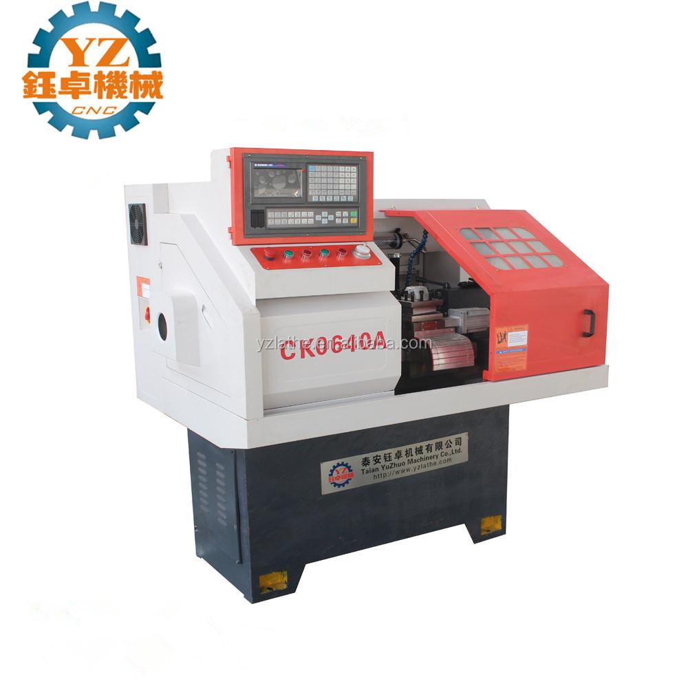 Homemade cnc lathe machine