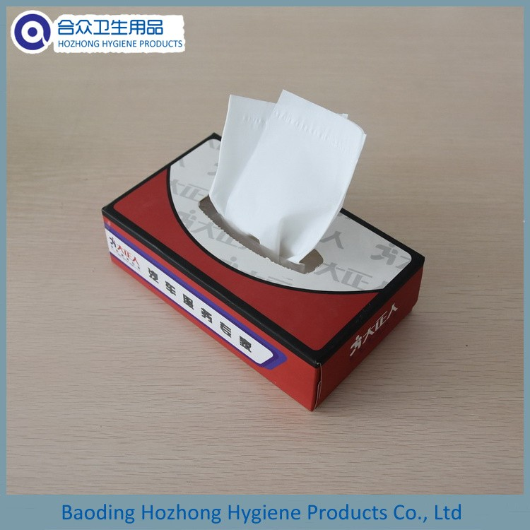 Virgin Wood Pulp Wholesale OEM Factory Box Facial Tissue Paper
