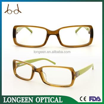 4b8158281b Hot Sell Designer Square Prescription Glasses