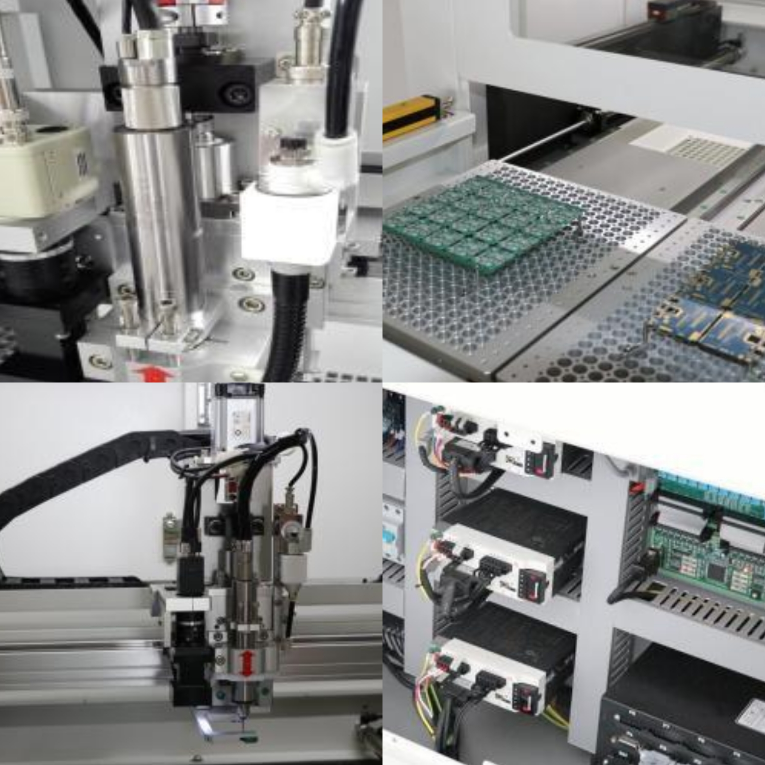 Factory Supply High Speed SMT PCB Router Machine ETA-5700N