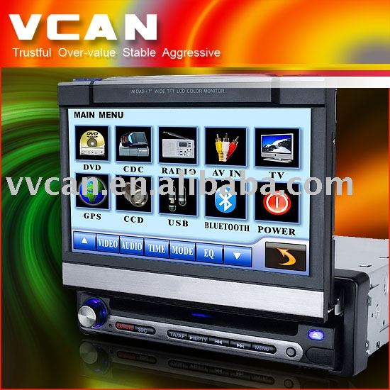 "7"" in car dvd player peugeot 407/408 7 inch car dvd players"
