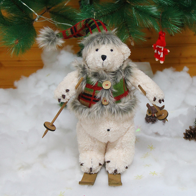 polar bear christmas decoration for room buy polar bear christmas decorationchristmas decorations for roompolar bear christmas decoration product on