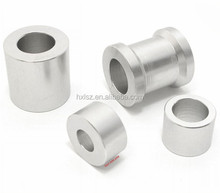 CNC high precision round tube bushing aluminum spacer