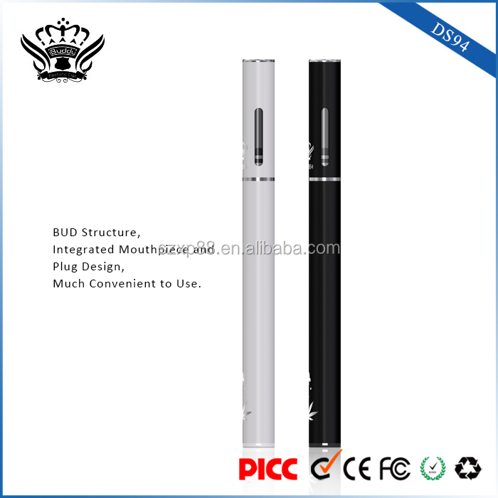 Alibaba 2016 New Products CBD Oil Burner Disposable Vaporizer Pen Easy to Fill Oil from the Top