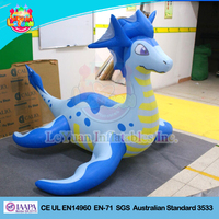 Giant advertising inflatable sea dragon for sale