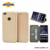 PU leather 360 case for Huawei P8 lite