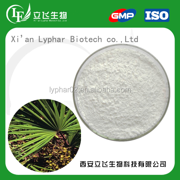 Lyphar Supply Standardized Saw Palmetto Extract
