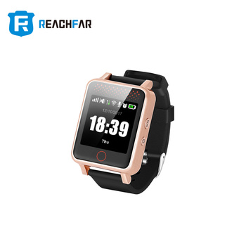 Outdoor GPS GSM Watch Tracker Wifi Elderly Monitoring Devices Smart Children GPS Tracking Watches