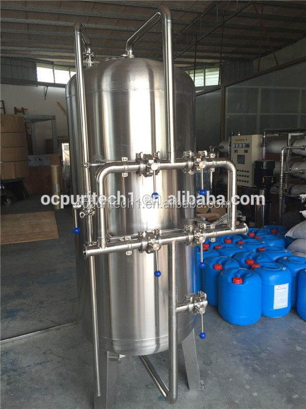 304 Steel sand filter for water purifier
