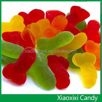 gummy bear penis