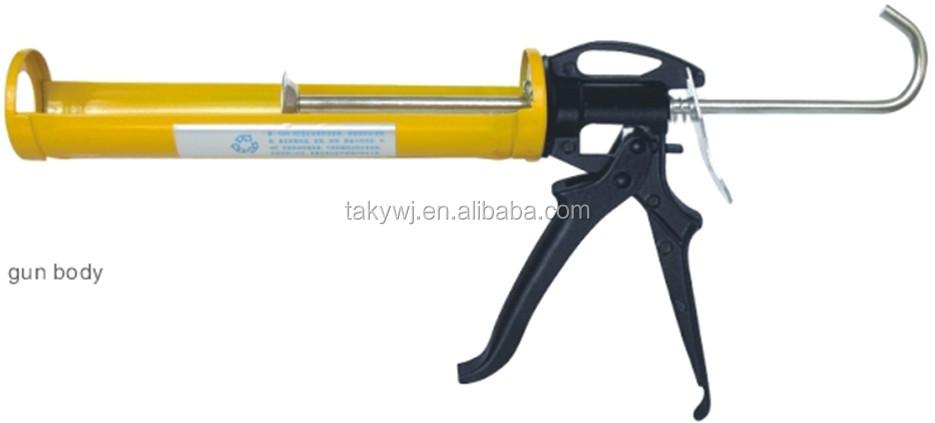 Hardware Silicone Gun Revolving Type Caulking Gun/silicon Gun For ...