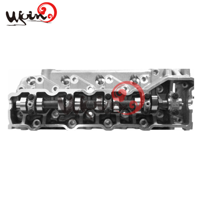 Cheap complete cylinder head for Mitsubishi Pajero 4M40 <strong>V26</strong> V46 ME202620 ME193804