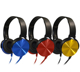 Brand package for Sony headphone and headset MDR-XB450AR