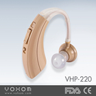 bte digital hearing aid hearing amplifier hearing device sound amplifier (VHP-220)