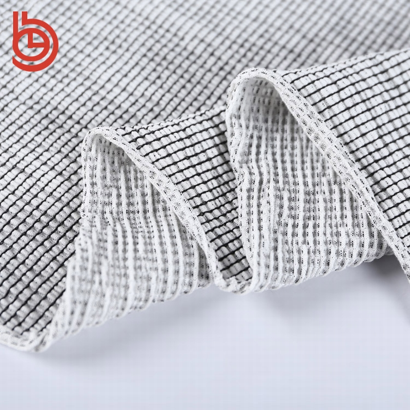 New design comfortable elastic jersey stretch rayon fabric in thailand