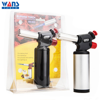 Portable Refillable Soldering Bs-620 Welding Gas Cutting Torch lighter