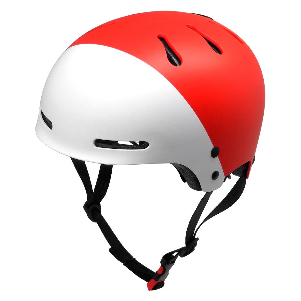 AU-K004 Adult Fashion Skateboard Helmets Protect Manufacturer Skate Helmet 5