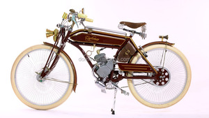 Classic Gasoline Pocket Bike Motor Bicycle
