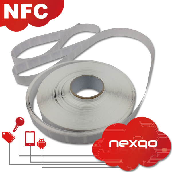 NFC Forum Tag TYPE 2,NFC label sticker in lowest price