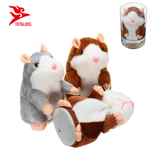 Recordable sound plush toys stuffed animals with sound