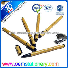 promational item eco-friendly paper ballpoint pens