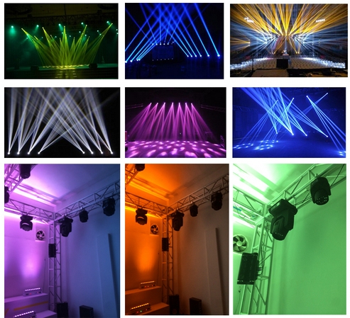 Dj Lighting For Decorations Wedding Wedding 7r 230w Sharpy Led ...