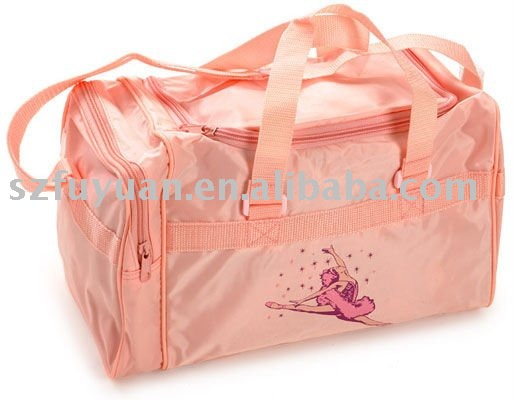 Small Dance Holdall Travel Bags