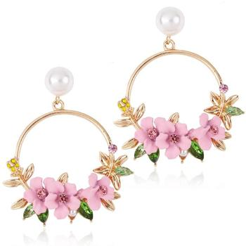 New Designer Ins Fashion Earrings for Girls (EA2015)