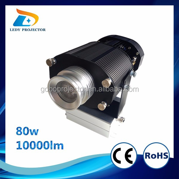 super brightness 10000 lumens in coffee shop or bar with full color image