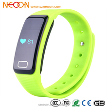 Getfit activity tracker step counter bluetooth wristband pedometer with accelerometer