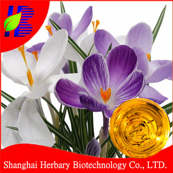Factory Price Saffron Essential Oil - pure essential oil