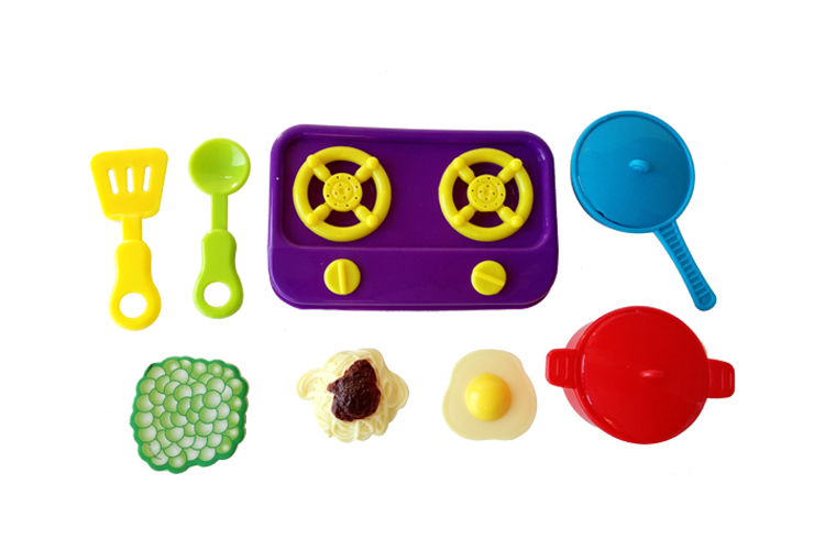 New Product Promotional Toys Kitchen Play Set For Children
