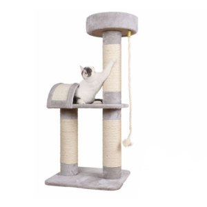 self-design pet furniture simple luxury cat scratcher tree