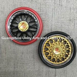 Wheels fingertips tops round wheels alloy big windmill hand spinner