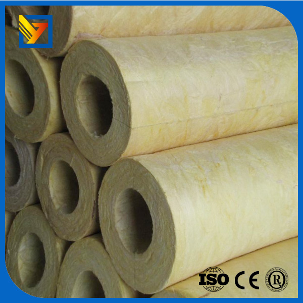 Rock wool insulation blanket wire mesh buy rock wool for Mineral wool pipe insulation