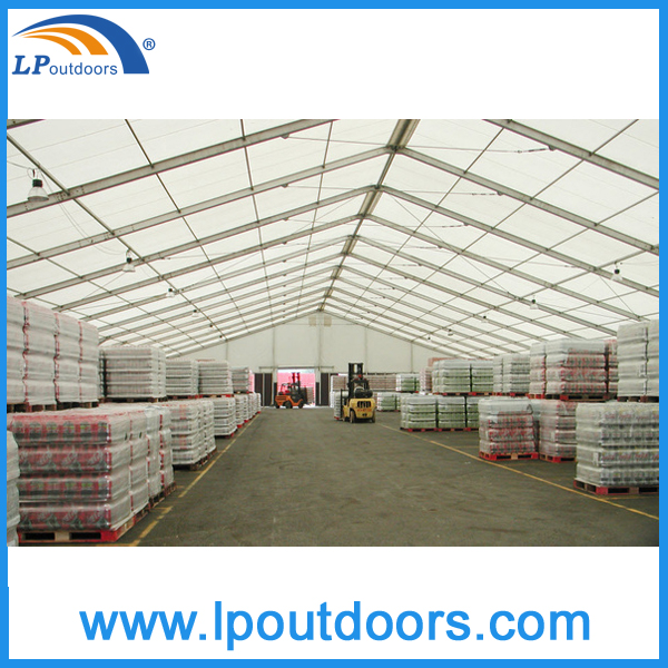 Outdoor industry storage tent temporary tent used as warehouse