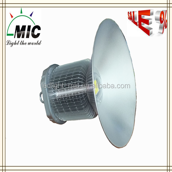 MIC high brightness gym industrial hanging lights ip65