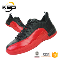 Upper Shoes For Men Thick Sole Sport Comfortable Basketball Shoes