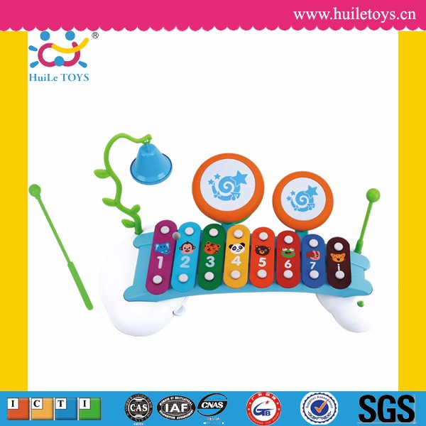 Huile toys wholesale toy from china baby musical toy with ASTM