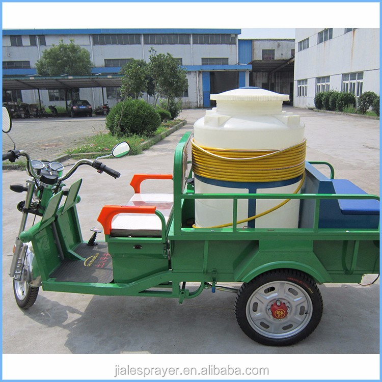 Jiangsu best factory supplier weed control vehicle mounted sprayer