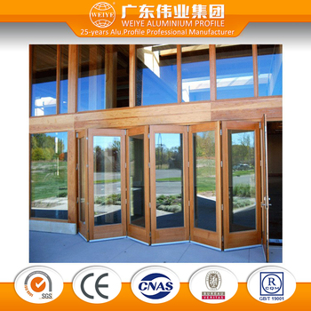 Factory Aluminum Folding Door Price Malaysia - Buy Aluminum Door ...