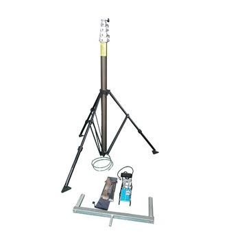 5m Tripod Pneumatic Telescopic Mast - Buy 5m Tripod,5m Pneumatic  Tripod,Telescopic Mast Tripod Product on Alibaba com