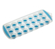 Ice Cube Trays Easy Pop Out Round Cubes Flexible Silicone Bottom Tray silicone ice tray