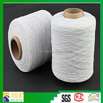 Teen latex thread fabric