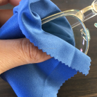 Thick Lint Free Microfiber Cleaning Cloth For Cell Phones Tablets Glasses Silverware Lens Eyeglasses Screen Ipad Iphone