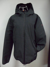 men's windproof winter coat